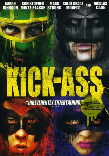 Kick-Ass DVD NEW