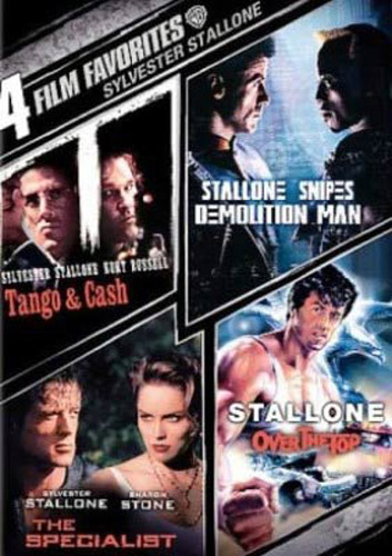 Tango And Cash Demolition Man The Specialist 1994 Over The Top Dvd New 85391174219 Ebay