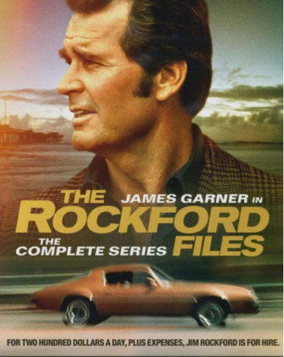 The-Rockford-Files-The-Complete-Series-22-Disc-DVD-NEW
