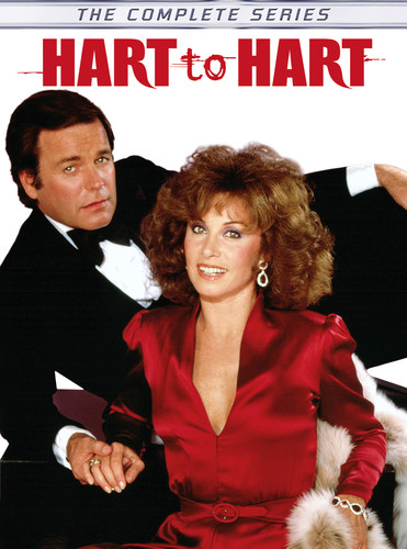 Hart To Hart  The Complete Series  29 Disc  Dvd New