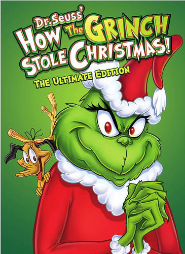 How The Grinch Stole Christmas 1966.Details About How The Grinch Stole Christmas 1966 Animated Dr Seuss Ultimate Dvd New