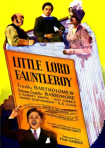 Little Lord Fauntleroy (1936) (Freddie Bartholomew) DVD NEW | eBay